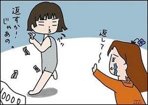 化物語 撫子イラスト