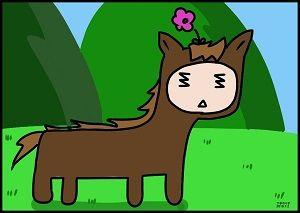 馬 イラスト