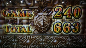 AT終了663枚獲得