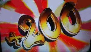 200Gスタート