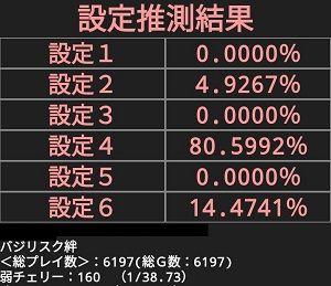 判別アプリ6000G